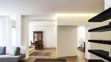 Un Appartamento Eccezionale in un Palazzo Anni '50 (Roma)