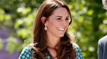 The Duchess of Cambridge's £8 Accessorize earrings are back in stock
