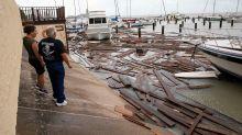 Hurricane Douglas skirts north of Hawaii; Texas cleans up from Hurricane Hanna