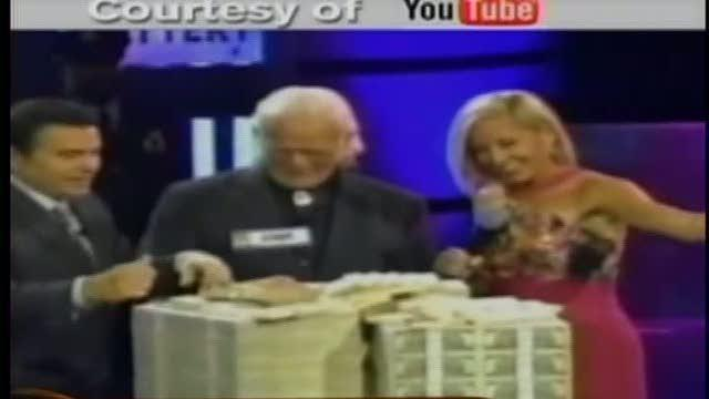 Lottery winner is using Bridge Cards