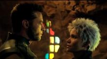 Wolverine Kisses Storm in 'X-Men: Days of Future Past' Deleted Scene