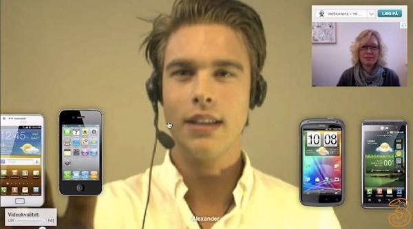 Three brings 3LiveShop to Denmark, offers webcam chat and heads-up product display (video)