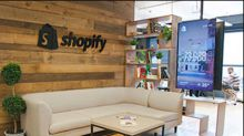 Shopify Stock Gets a Timely Boost