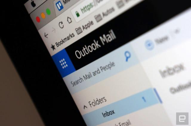 Microsoft webmail breach exposed email addresses and subject lines