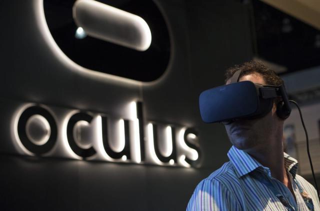 Oculus Rift headsets are offline following a software error