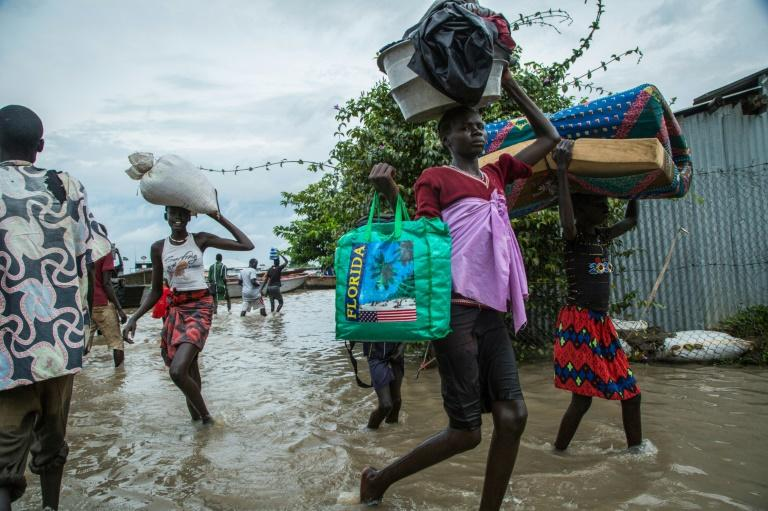 Floods in South Sudan