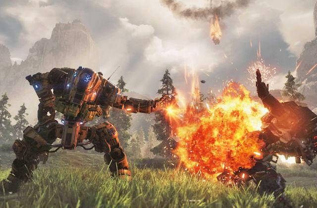 A new 'Titanfall' game is in development