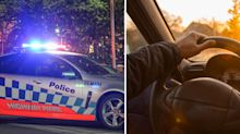 Driver's 'concerning' act lands him 24 demerit points and $1300 in fines