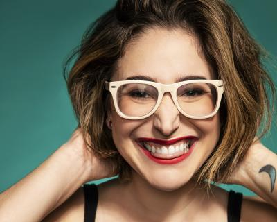 'Bad with Money' podcast host Gaby Dunn: 'Do what you need to do to survive'