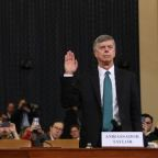 New Details Revealed During the Impeachment Inquiry's First Public Hearing