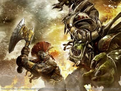 Warhammer Online wins X-Play MMO of the Year
