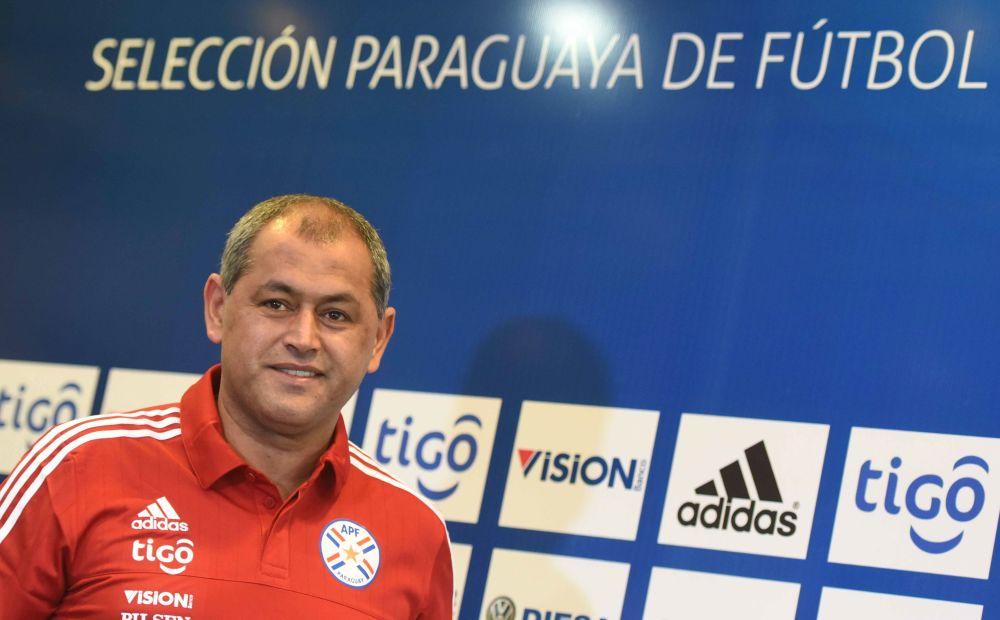 Paraguay completó su lista de convocados