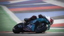 Moto - Moto GP - Saint-Marin - MotoGP: chutes et abandon de Fabio Quartararo auGP de Saint-Marin