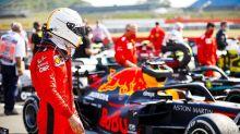 La parada de boxes que causó conflicto entre Vettel y Ferrari