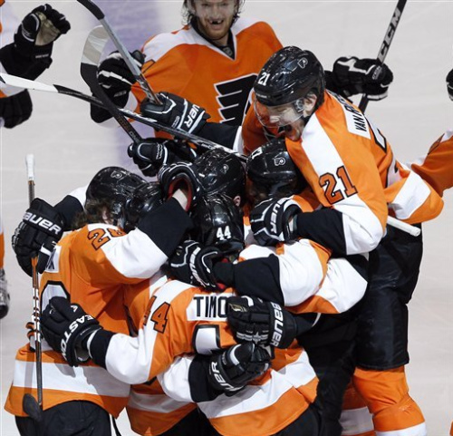 Devils-Flyers Preview