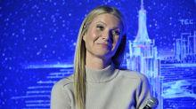 Gwyneth Paltrow bromea sobre 'Contagio' con una mascarilla de $100