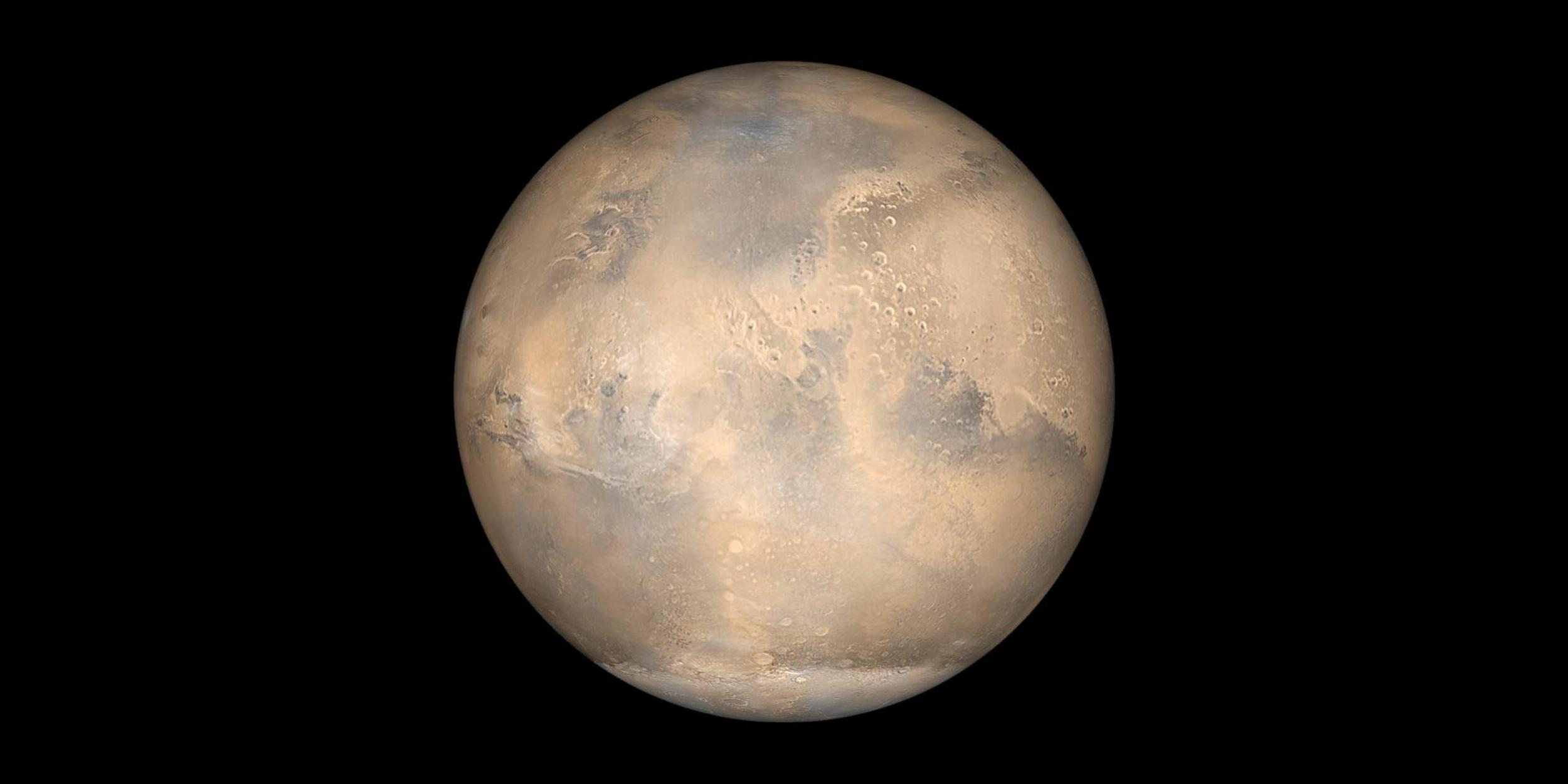 Mars is shining extra bright. Here's why and how to see it.