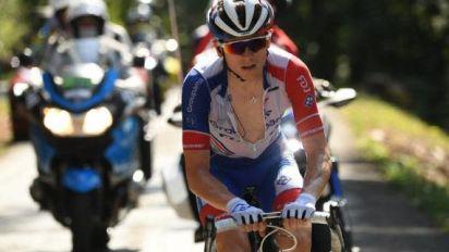 Vuelta - David Gaudu remporte la 11e étape de la Vuelta, Primoz Roglic reste en rouge