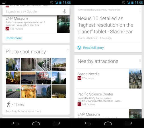 Google Now awarded Popular Science's Innovation of the Year