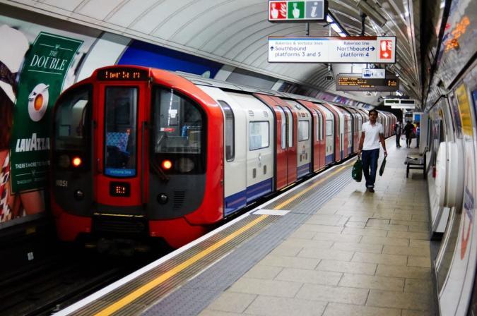 London Tube's 'regenerative braking' tech can power an entire station