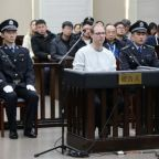 China condemns Trudeau's remarks about Canadian's death sentence
