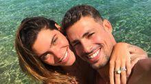Chega ao fim mais uma vez o namoro de Cauã Reymond e Mariana Goldfarb