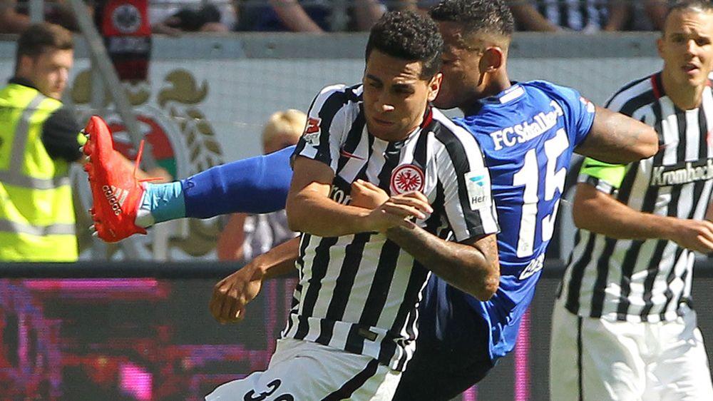 Medien: Wolfsburg will Frankfurts Omar Mascarell