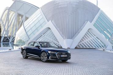 全新2021年式Audi A8、A8 L上市!車型編成微調、安全豪華配備再升級