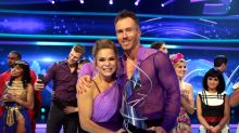 'Dancing on Ice' winner James Jordan 'needs surgery' on skating injury