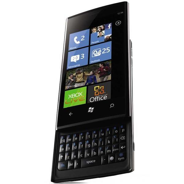 Dell Venue Pro gives WP7 a 4.1-inch QWERTY slider with Lightning heritage and a T-Mobile future