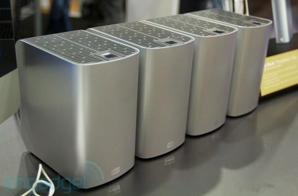 Western Digital bumps My Book Thunderbolt Duo to 8TB, consoles regular My Book buyers with 4TB