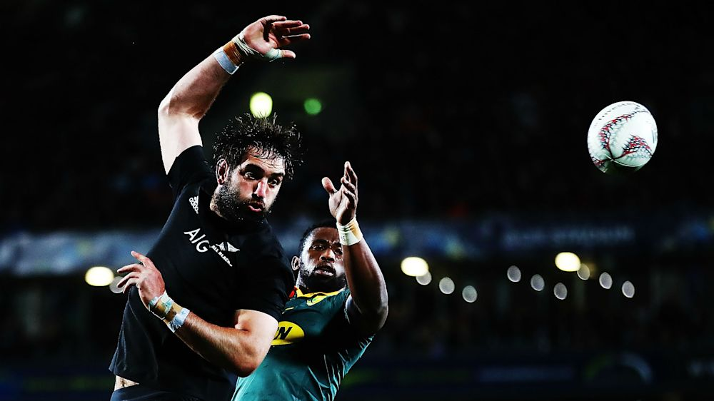 Hansen makes five changes for Springboks clash