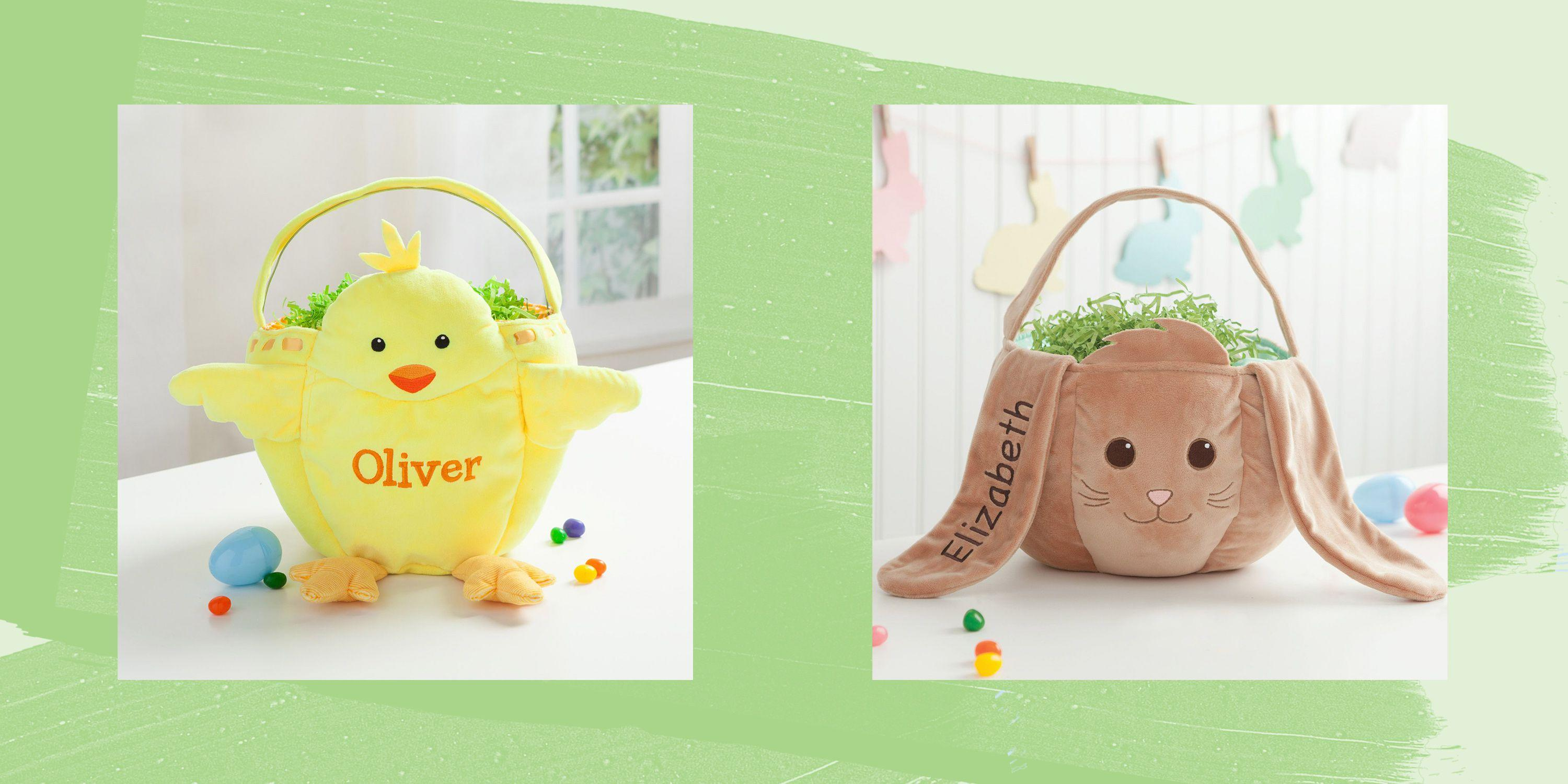 6749846f3 Celebrate Your Child's First Easter With These Baby-Friendly Baskets