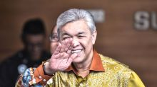 Umno gone? Zahid insists party still right there