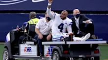 NFL players send prayers, well wishes to Dak Prescott after horrific ankle injury