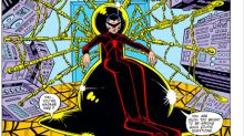 Elderly psychic Madame Web is to be the new 'Spider-Man' spin-off