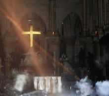 Behold Thy Mother: Notre Dame