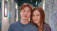 Ava Liu says she is three months pregnant with first baby
