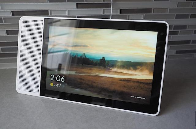 Google might launch its own smart display this holiday season