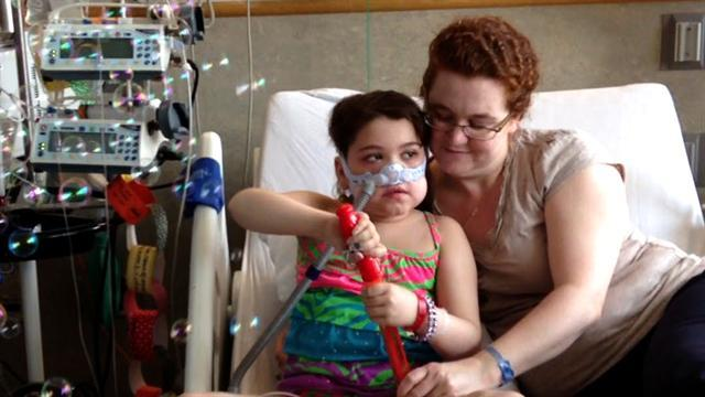 Judge grants exception for 10-year-old's lung transplant