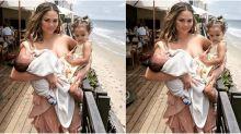Chrissy Teigen Pokes Fun Of Mummy Shamers On Insta