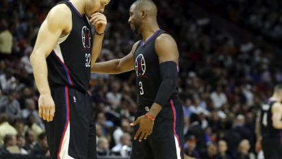 Chris Paul talks about relationship with Blake Griffin: 'You don't realize what you have till it's gone'
