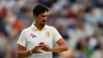 Bring on the pink ball for India series, says Australia's Starc