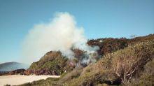 Second NSW bushfire at emergency level