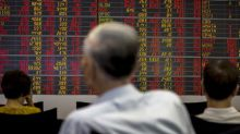 Global Markets: Asian shares jolted by weak Chinese data, growth risks