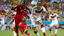 US should be pleased after Germany vs Ghana outcome