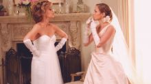 Bride catches mother-in-law in super awkward moment
