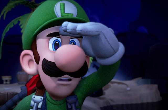 'Luigi's Mansion 3' is Mario's brother at his best