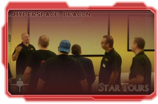 Hyperspace Beacon: Star Tours [updated]