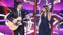 """Roi y Amaia sorprenden al público con su propia versión de Lo malo: """"Pa mala tú sister"""""""